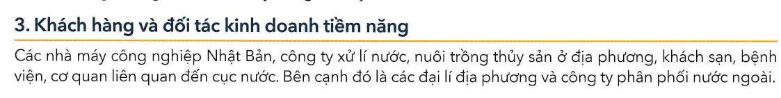 マイクロバブル ベトナム語